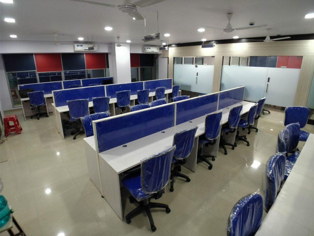 Modular office furniture 1