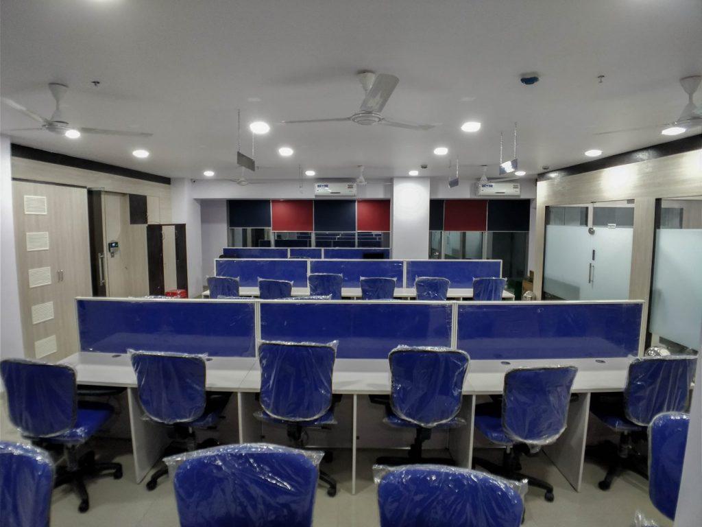 Modular office furniture 2
