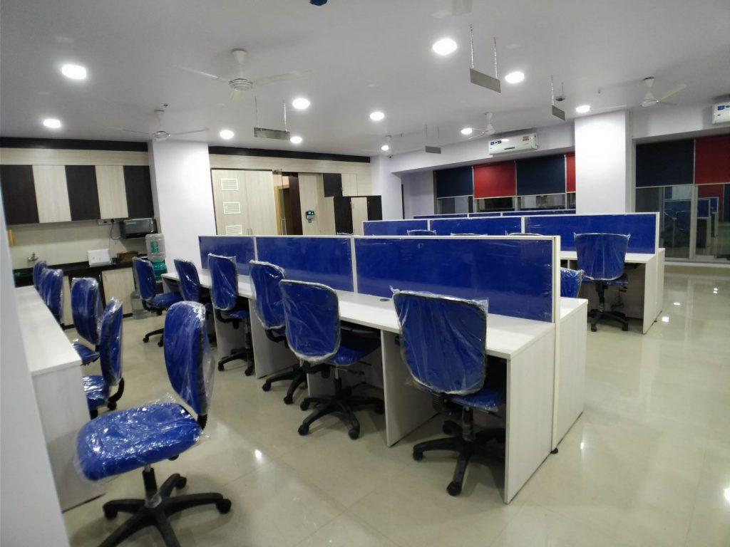 Modular office furniture 3