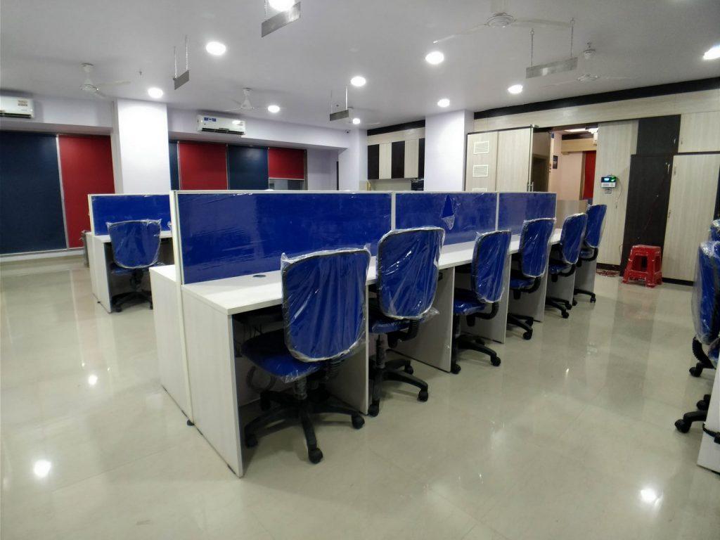 Modular office furniture 6