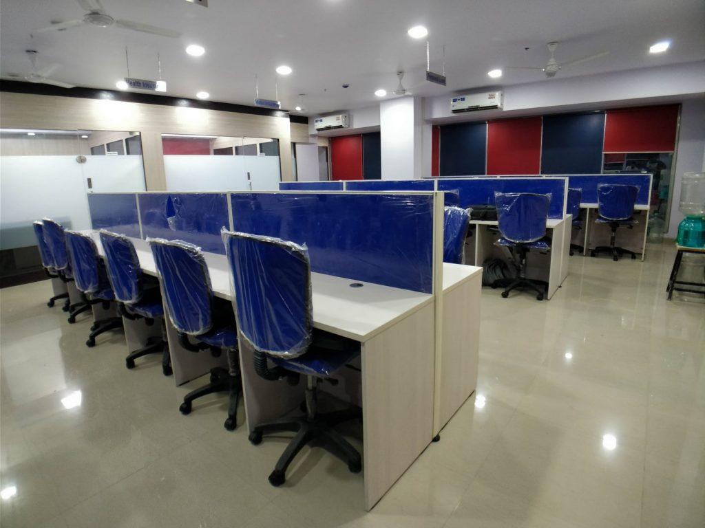 Modular office furniture 7