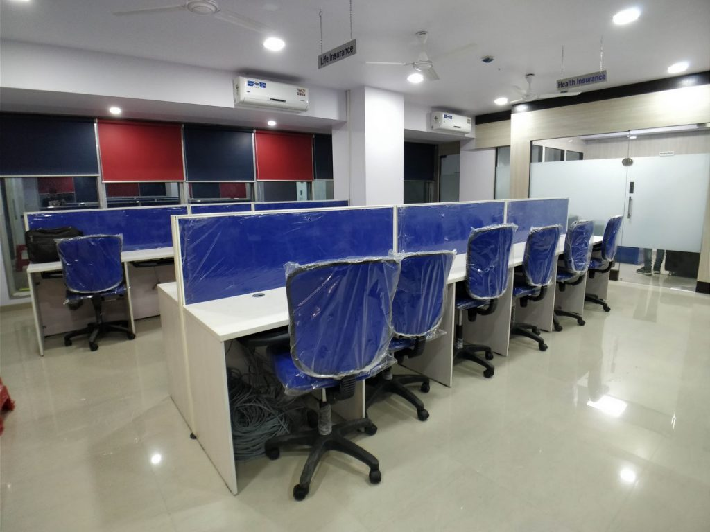Modular office furniture 9